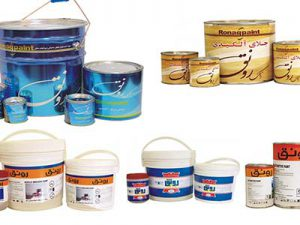 خرید رنگ جدولی پلی یورتان در شیراز