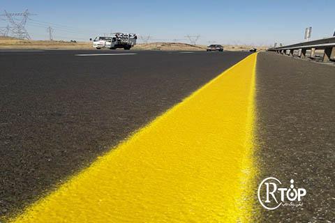 رنگ ترافیکی لوتوس